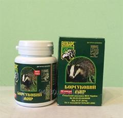 Fat badger in capsules 0,3g, No. 60