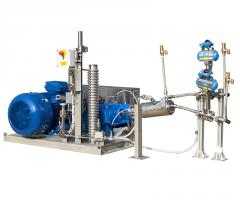 Reciprocating cryogenic pumps MRP
