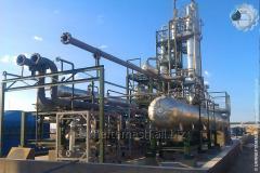 """Установка """"OPTIMA"""" по производству бензиновой"""