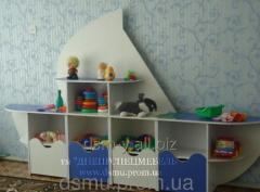 Меблі дитячі ігрові