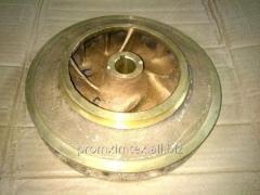 Крыльчатка водяного насоса для дизеля Д50.11.002-5