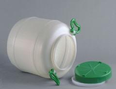 Barrel of food 25 l (diameter of a throat of 220