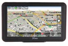 GPS -навигатор X-vision XG507