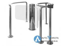 STAR-GS Turnstile rotor servoprivodny Polished