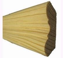 Plinth floor pine/alder