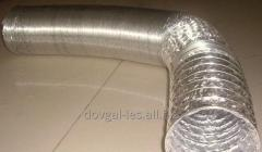 Flexible aluminum air duct of Ø 100 mm. (10 m) for
