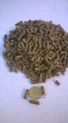 Основный корм для шиншилл (фермерский)