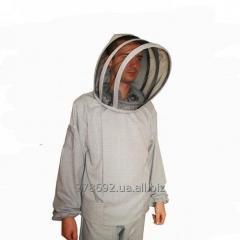 Костюм пчеловода Beekeeper лен-габардин с маской