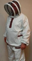Костюм пчеловода Beekeeper Вышиванка котон с
