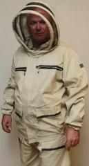 Костюм пчеловода Beekeeper 100% котон с маской