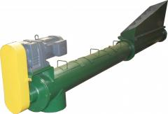 Conveyor shnekovy (screw)