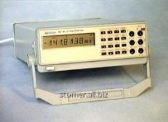 B7 voltmeters