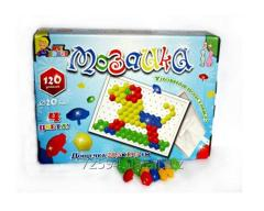 Мозаика Гвоздик в коробке 120 елементов, артикул