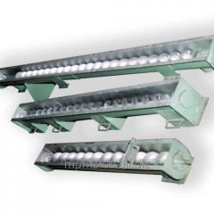 Conveyor screw combined TVS-180