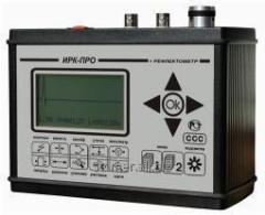 Reflectometer Flight 105