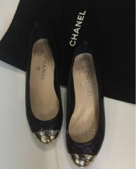 Flats female Chanel