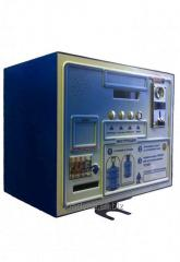 Automatic machine for water sale, module of