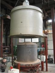 Furnaces kolpakovy for light annealing in the