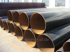 Pipes seamless steel hot-rolled general purpose