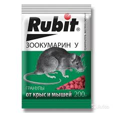 Zookumarin, rodenticide cuts,