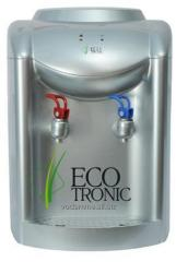 Cooler of Ecotronic K1-TE silver