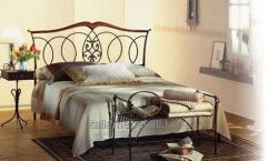 "Italian shod bed of ""ATTILA"