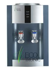 Cooler of Ecotronic H1-TE Silver