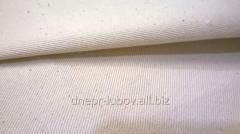 Саржа смесовая 150 см, 250±10 г/м2, белый