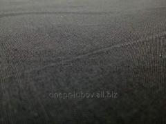 Coarse calico (black, olive) 150 cm, 120 g/m2,