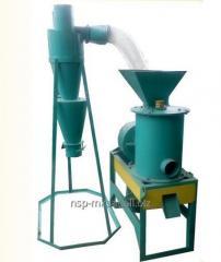Kruporushka - the grinder, rassev and screws