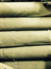 Парусина полульняная ГОСТ 15530-93 арт. 11252 УУ СКПВ