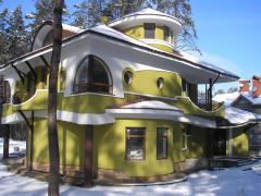 Отделка фасадов Черкассы Украина