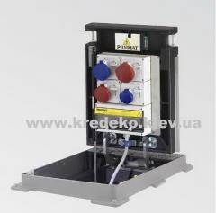 The block - the distributor sliding PILOMAT®