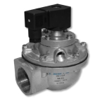Pulse valves for systems of cleaning of VFM
