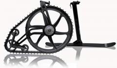 Снежные велосипеды- Кtrak (снежный велосипед),