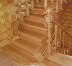 Деревяные елементы лестницы(купить,заказать