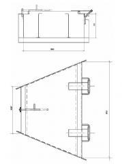 Короб кабельный ККБ-3УГП-0.2/0.5 ТУ