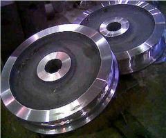 Колеса крановые до диаметра 1100 мм по чертежам