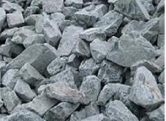 Plaster crushed stone