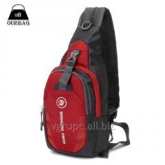 Man's backpack of Bobo outdoor