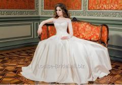 Vestido de novia inspirado por el amor Mishelle