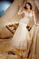 Wedding dress Magic sails of Nora