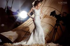 Wedding dress Magic sails of Lora