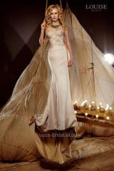 Wedding dress Magic sails of Jesien
