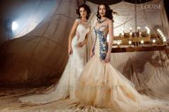 Wedding dress Magic sails of Indira