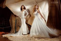 Wedding dress Magic sails of Geneva