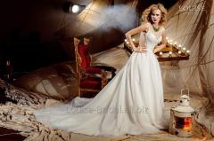 Wedding dress Magic sails of Frida