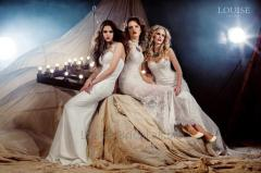 Wedding dress Magic sails of Astrid