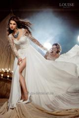 Wedding dress Magic sails of Agatha