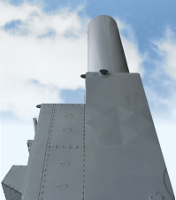 Air division installations